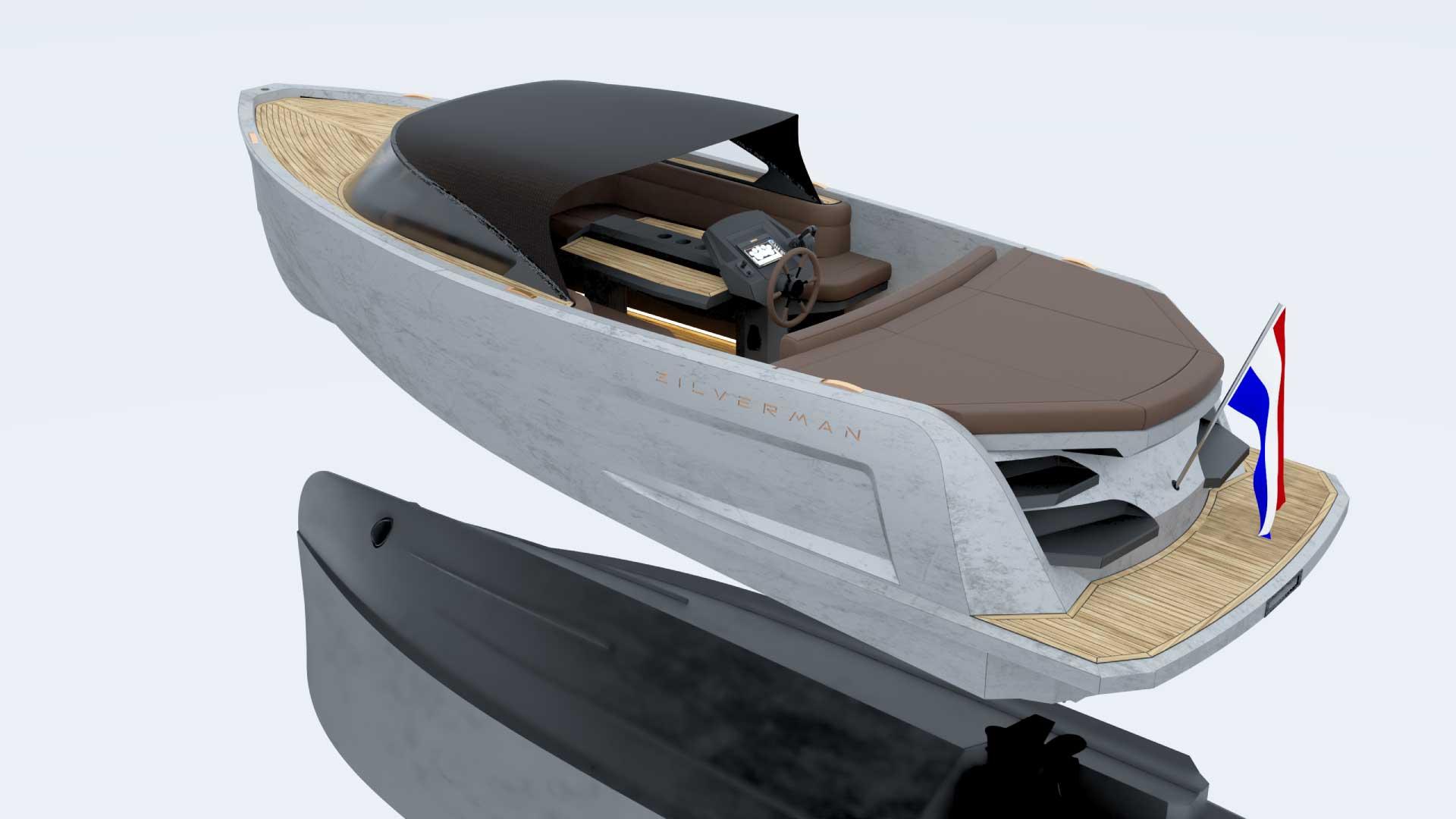 zilverman 800 outboard